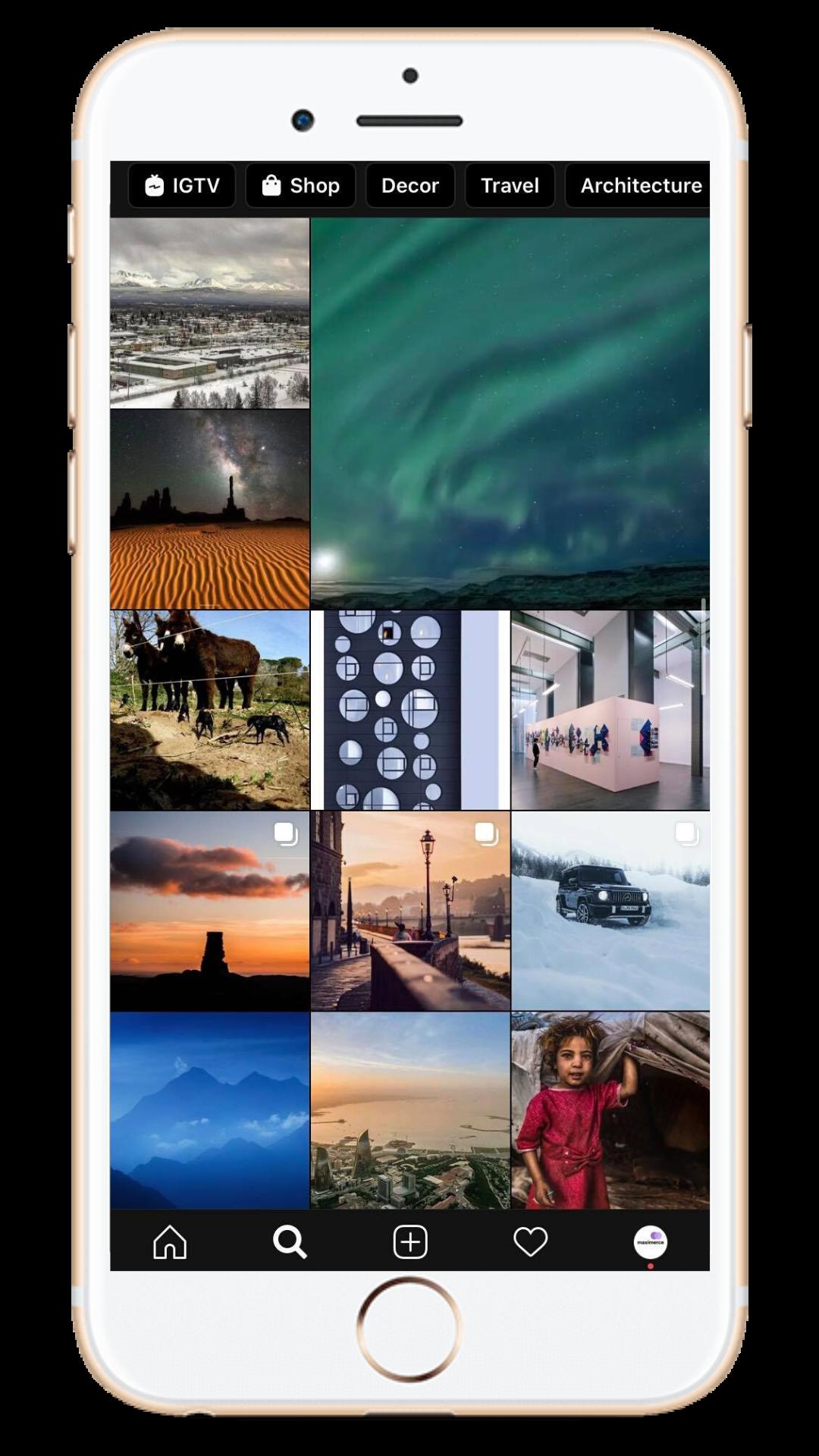 iPhone IG